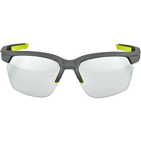 100% Sportcoupe Lunettes, soft tact cool grey/photochromic